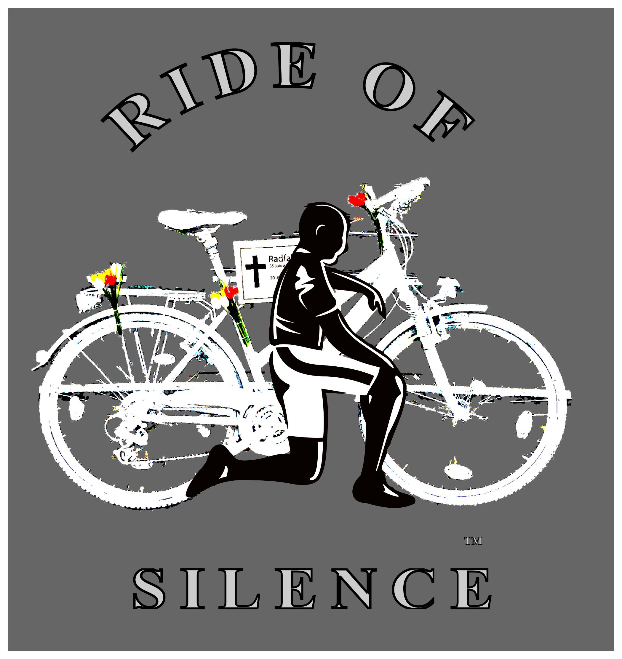 Logo des Ride of Silence Dresden